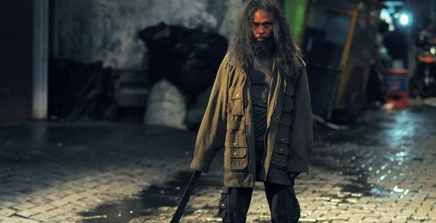 Yayan Ruhian as Prakoso
